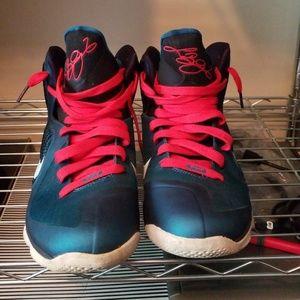 100% authentic 41b05 39425 Nike Shoes - Nike Lebron 9 Swingman Sz 9.5